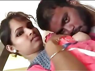 Cute Indian Girl Boob Sucking By Bf