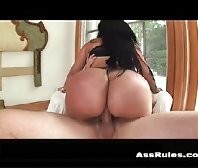 Big Booty Latina Gets Some Anal P4