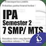 download Kelas 7 SMP / MTS Mapel IPA Semester 2 apk
