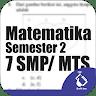 download Kelas 7 SMP / MTS Mapel Matematika Semester 2 apk