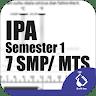 download Kelas 7 SMP / MTS Mapel IPA Semester 1 apk