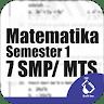 download Kelas 7 SMP / MTS Mapel Matematika Semester 1 apk