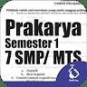 download Kelas 7 SMP / MTS Mapel Seni Prakarya Semester 1 apk