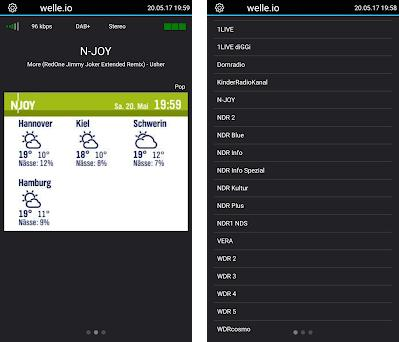 welle io DAB+ SDR 1 0 apk download for Android • io welle welle