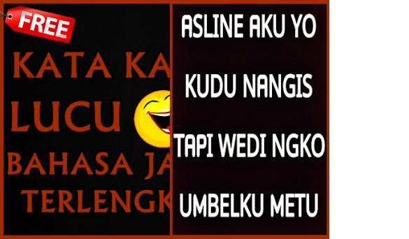 Kata Kata Lucu Bahasa Jawa On Windows Pc Download Free 10