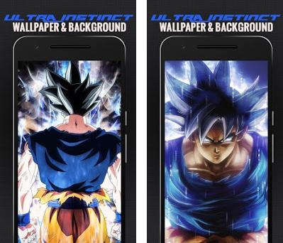 Goku Ultra Instinct Wallpaper On Windows Pc Download Free 1 0 Com Maqvira Gokuultrainstinctwallpaper