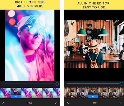 Picsa - Retro & Vintage Film - Filter for VSCO 1 1 0 apk