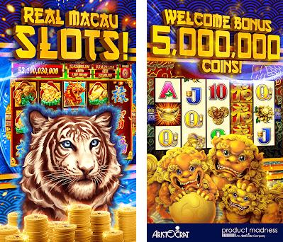 FaFaFa™ Gold Casino: Free slot machines preview screenshot