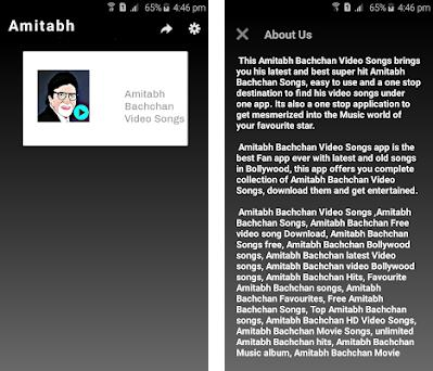 Amitabh Bachchan Video Songs on Windows PC Download Free - 1 0 - com