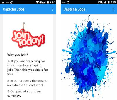 Captcha Entry Work Daily Payout 1 0 apk download for Android • com