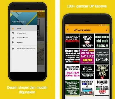 Dp Sunda Lucu Preview Screens