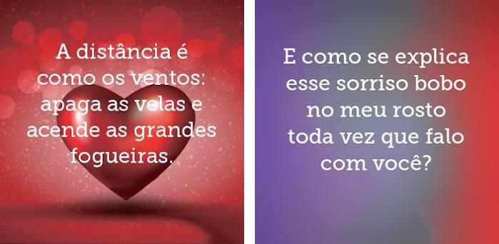 Frases De Amor A Distância Com Imagens Apk Baixar Para Android