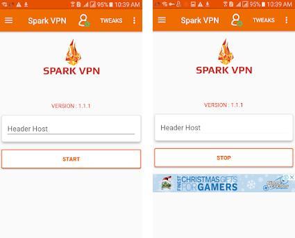 Spark VPN - (SSH/Proxy/VPN) 1 1 5 apk download for Android • initux