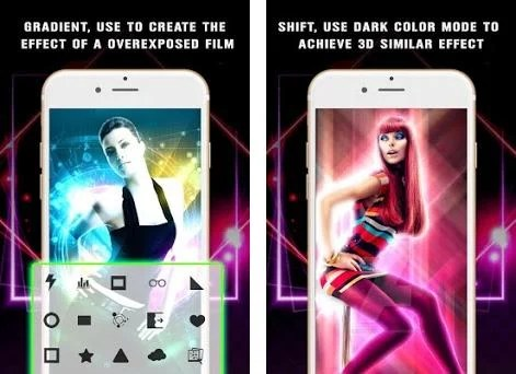 Neon Effect Photo Editor 1 0 apk download for Android