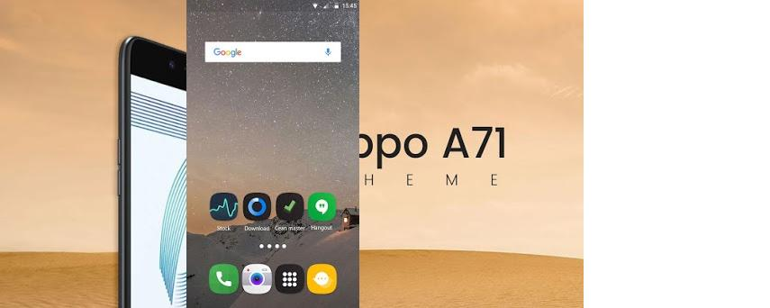 Theme for Oppo A71 | A77 1 0 apk download for Android • atw