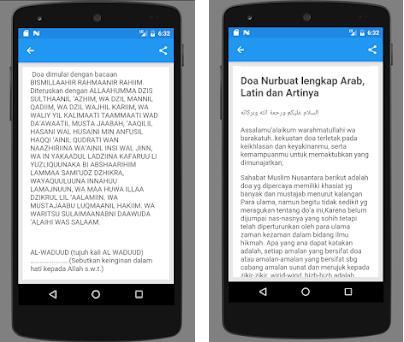 Bacaan Doa Nurbuat Nur Nubuwwah Lengkap 240 Apk Download