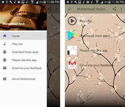 Muhammad Ayyoob Full Quran Offline MP3 1 0 apk download for Android