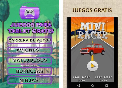 Juegos Para Tablet Gratis 1 0 Apk Download For Android Com