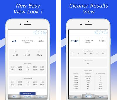 Fast Singapore Pools Toto 4D Result 6 02 apk download for