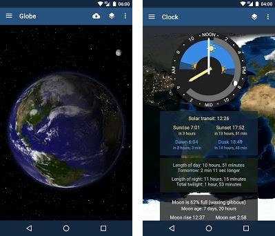 TerraTime 6 0 apk download for Android • com daylightclock