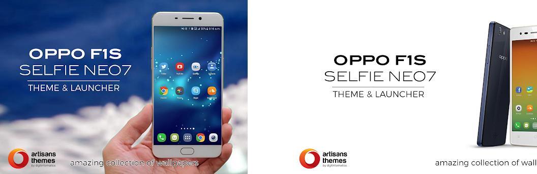 Theme for Oppo f1s Selfie Neo: f1s selfie launcher 1 1 apk