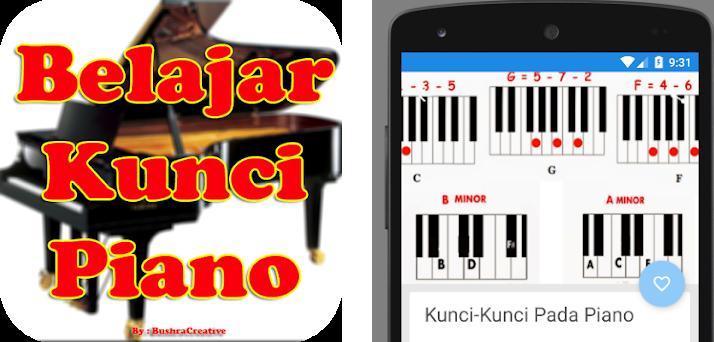 Belajar Kunci Piano Dasar Mudah Apk Baixar Para Android Ultima Versao 1 0 1