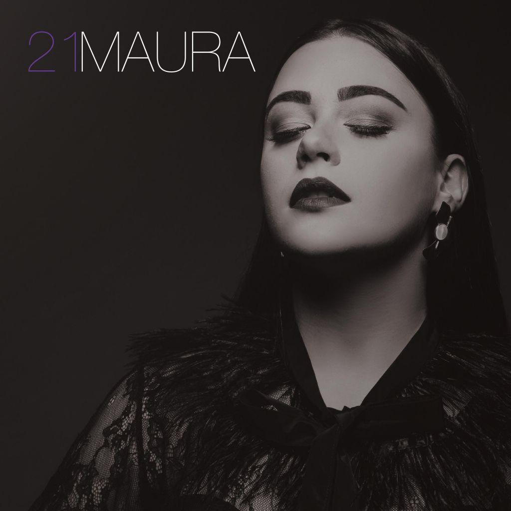 21Maura - disco de estreia - Maura Airez