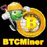 BTC Miner Robot - Free Mobile Bitcoin Miner 2 1 1 apk