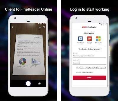 ABBYY FineReader client 1 2 0 9 apk download for Android