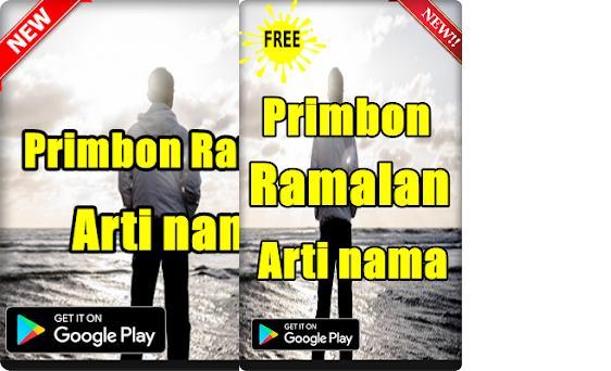 Primbon ramalan arti nama apk baixar para android com primbon ramalan arti nama imagem da captura de tela reheart Gallery