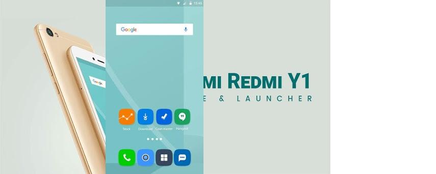 Theme For Xiaomi Redmi Y1 | Y1 Lite 1 2 apk download for Android