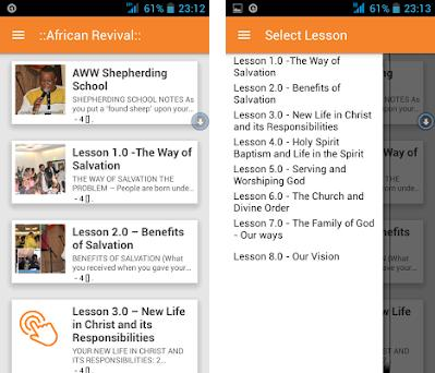 Shepherding School Notes 4 0 3 apk download for Android