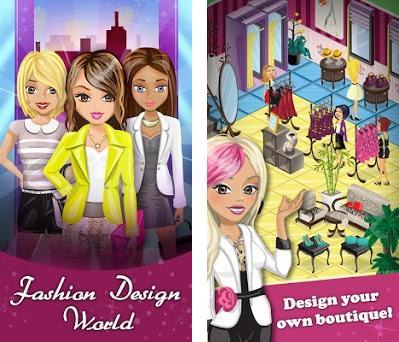 Download Fashion Design World Game Apk Latest Version 5 7 Game Id Org Nanobit Fdw