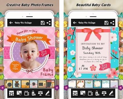 text photo collage maker stylist name editor heart shaped photo