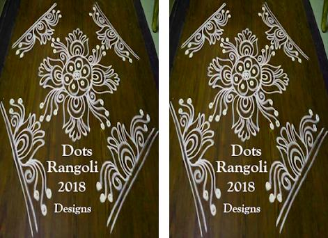 Simple Rangoli Designs With Dots Easy Step By Step On Windows Pc