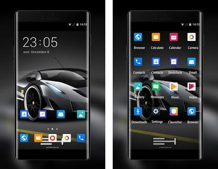 Themes for Gionee Pioneer P5L Cars Wallpaper on Windows PC