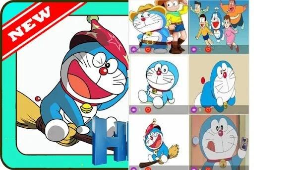 700 Wallpaper Cartoon Doraemon Hd HD Terbaik