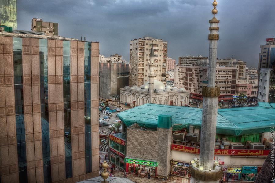 Wisata Kota Tua Jeddah - YAA-HAAA   ANIME SUB INDO