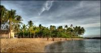 Paradise Cove Hawaii | HDR creme