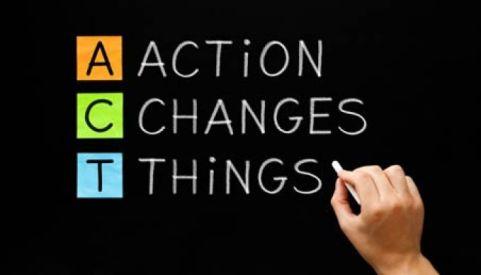 Resultado de imagem para take action