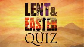 Lent Quiz logo