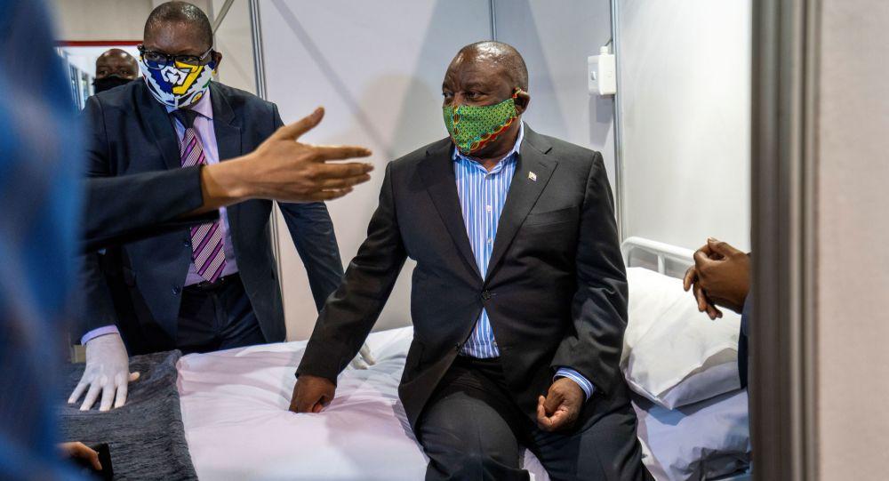 Afrique du Sud: Cyril Ramaphosa à l'épreuve du Covid-19