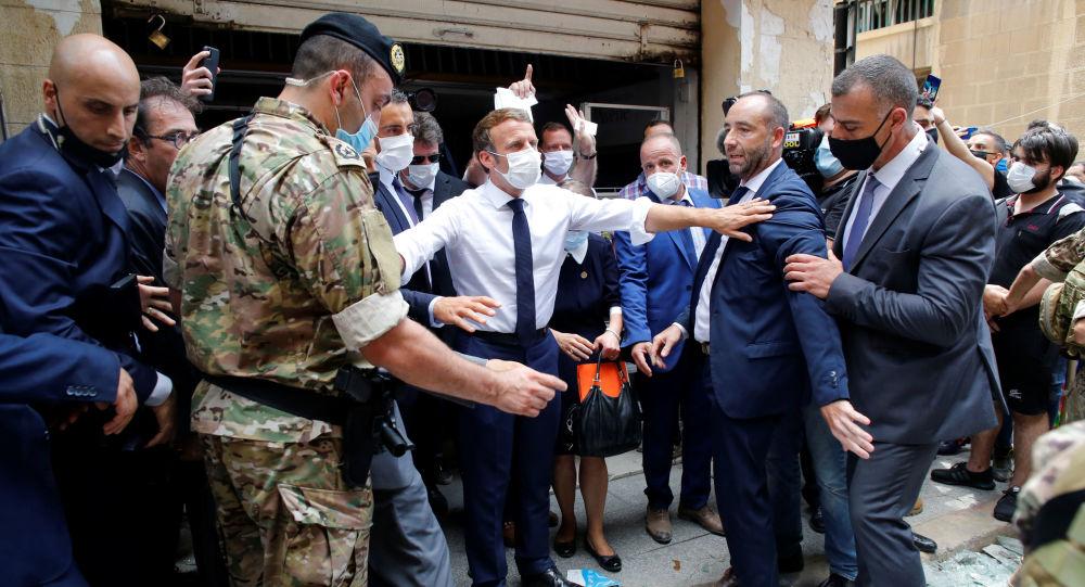 Macron au Liban: «Il faut savoir où s'arrête l'aide et où commence l'ingérence», tonne l'Insoumis Michel Larive