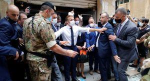 Liban: «Il faut savoir où s'arrête l'aide et où commence l'ingérence», tonne l'Insoumis Michel Larive