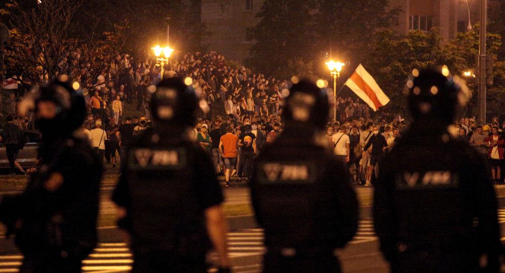 Les manifestants biélorusses risquent juqu'à 15 ans de prison