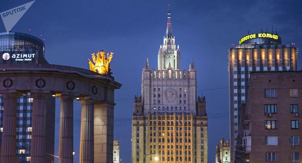 Moscou réagit aux sanctions de Twitter à l'encontre de l'agence de presse RIA Novosti