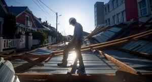 «Le bruit est assourdissant»: la tempête Alex déferle sur la Bretagne, faisant de nombreux dégâts – photos, vidéos