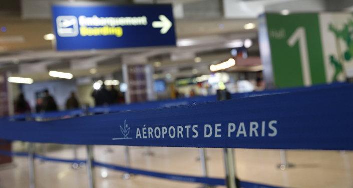 Aéroport Charles-de-Gaulle, image d'illustration