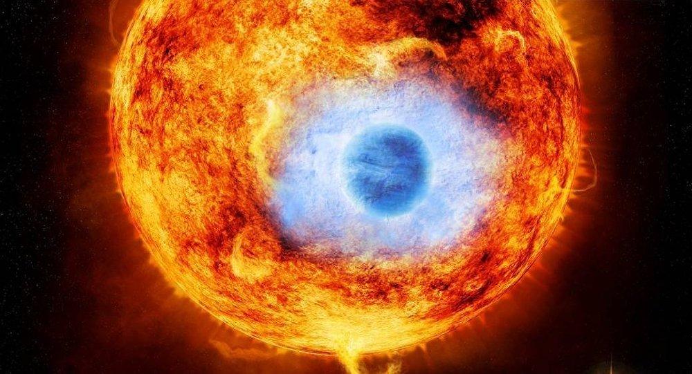 La naissance d'une planète observée pour la toute première fois – vidéos