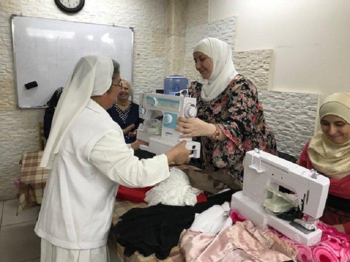 Aide à la population syrienne en détresses